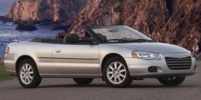 Used Chrysler Sebring LXi